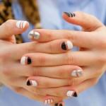 модные ногти лето весна 2013
