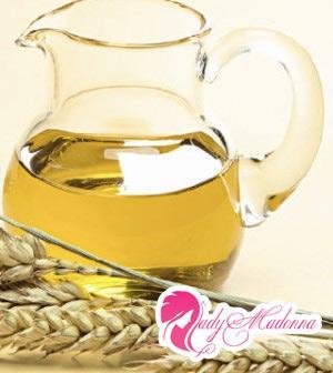 маска для лица с маслом пшеницы