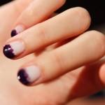 интересный дизайн кротких ногтей