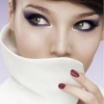 фото инструкция вечернего макияжа зеленых глаз