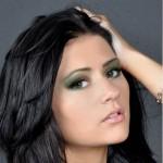 пошаговый макияж зеленых глаз