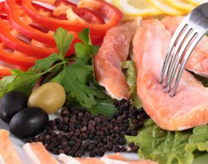как правильно кушать жирное и похудеть