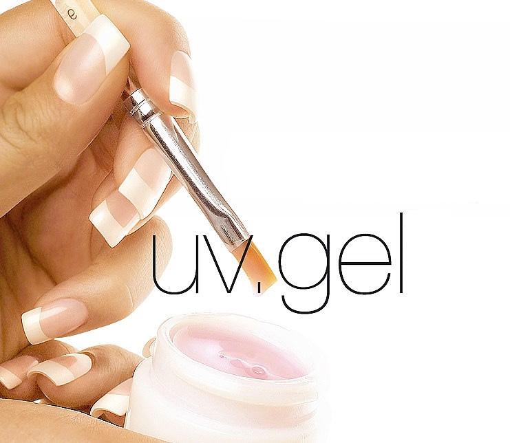 UV гель для наращивания ногтей