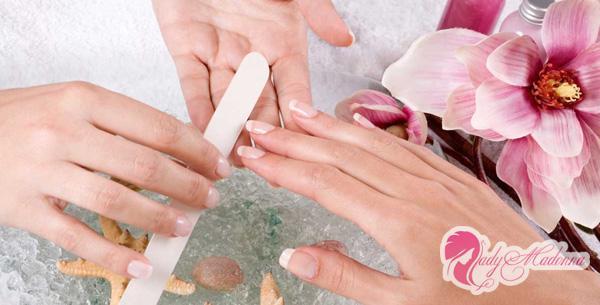 гелевое наращивание ногтей урок