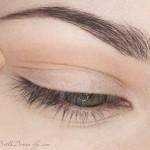 поэтапный макияж зеленых глаз: шаг 1
