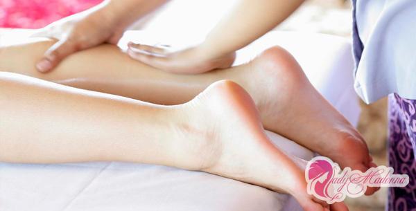 Лимфодренажный массаж ног отзывы