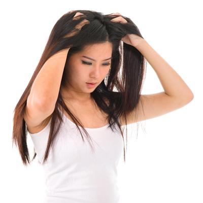 лечение перхоти длинных волос