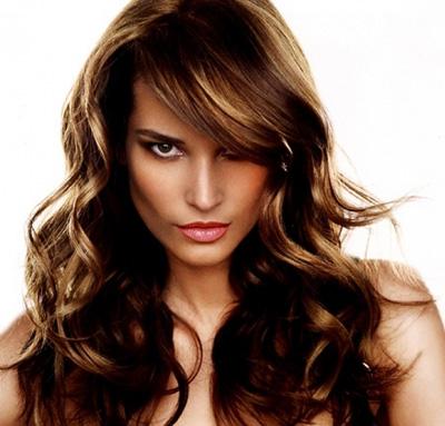 Красивое мелирование волос