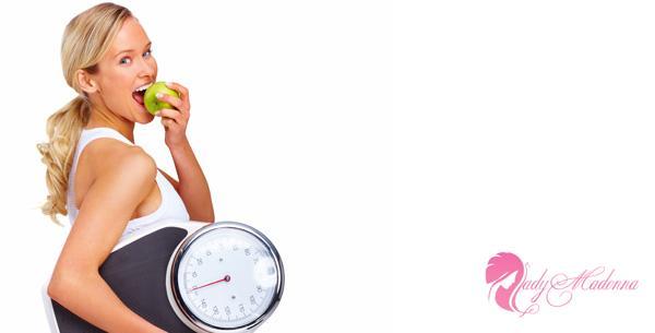 правильная диета для сброса веса