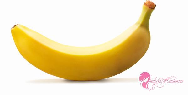 обычный банан