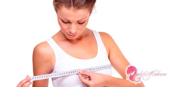 как быстро увеличить грудь