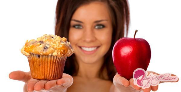 картинка, как считать калории