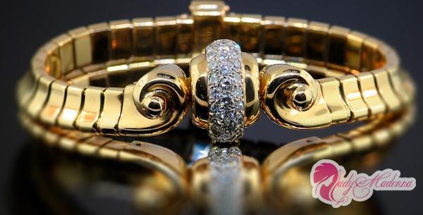 как должно выглядеть чистое золото