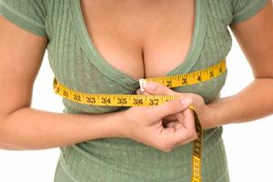как сделать грудь больше самостоятельно