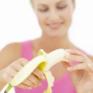 банан считается высококаллорийным продуктом