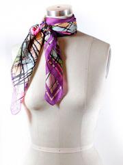 Учимся красиво завязать шейный платок