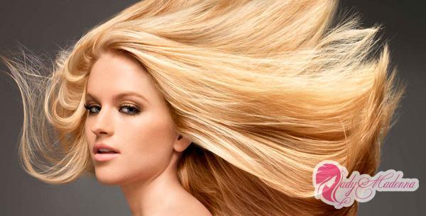 простой рецепт осветления волос