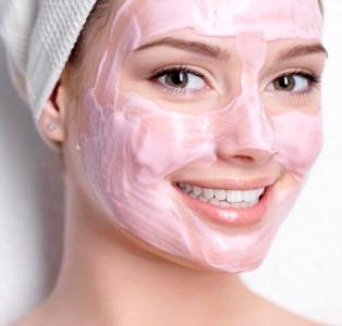 маска с клубникой для сухой кожи