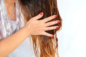 Полезный ли оливковое масло для волос