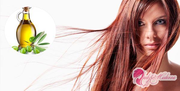оливковое масло для волос отзывы