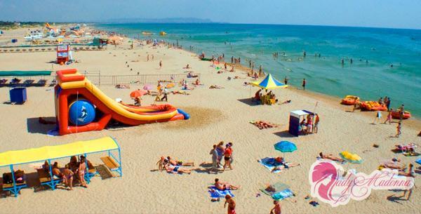 еще один вариант, где отдохнуть с детьми на море в России