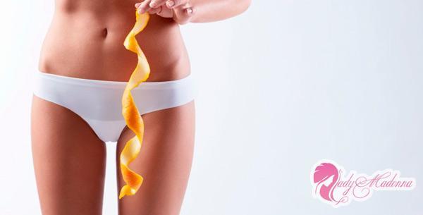 процедура обертывания от целлюлита