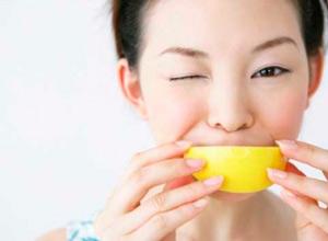 меню диеты на лимонах