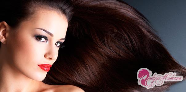 волосы до и после применения эфирных масел