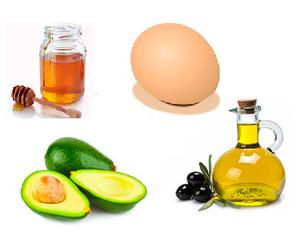 продукты, которые можно использовать для масок