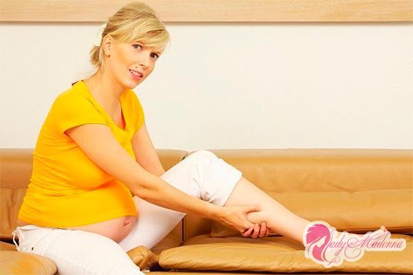 симптомы варикоза у беременных
