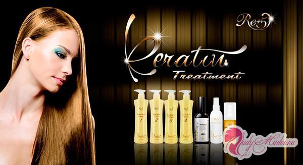 кератин для волос фото