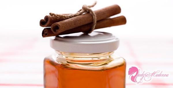 напиток с корицей и медом для снижения веса