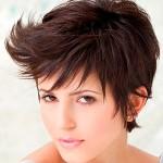 стрижки для тонких волос короткие