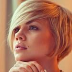 короткие стрижки для непослушных волос