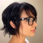 стрижка на короткие волосы фото 2013