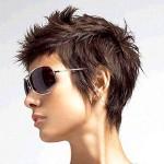 стрижка на короткие волосы каре боб