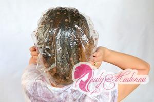 яично-медовая маска для волос