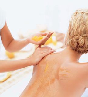 обертывания тела с медом