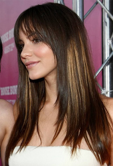 стрижки для волос длинных фото