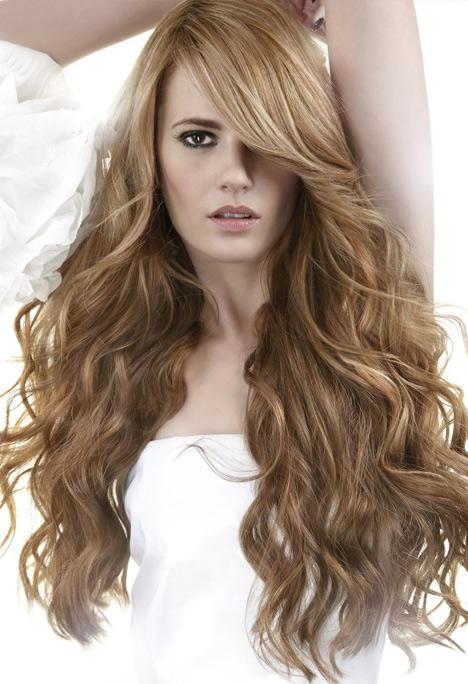 Золотисто русый цвет волос фото краска гарньер