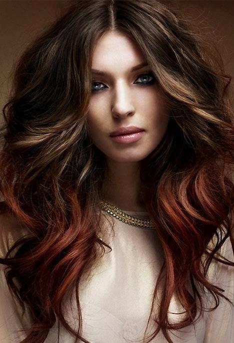 стрижки на длинный волосы фото