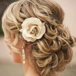 свадебные прически на длинные волосы своими руками