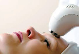 фотоомоложение лица без операции