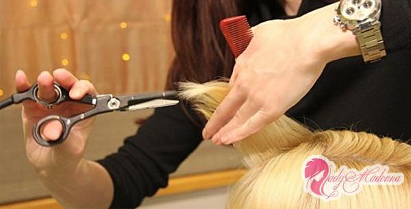 термострижка волос