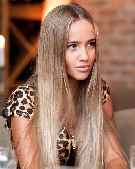 Как сделать русые волосы красивее 311