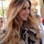 брондирование волос с эффектом ombre hair color