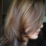 как делать брондирование волос