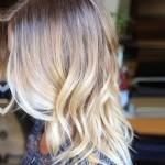 брондирование русых волос