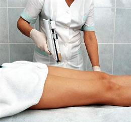 пример проведения мезотерапии против целлюлита на ногах