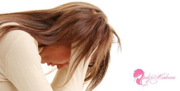 гиперкератоз волосистой части головы может стать причиной выпадения волос